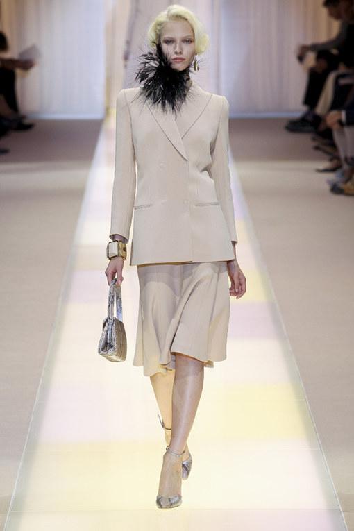 Giorgio Armani Privé Haute Couture autunno inverno 2013 2014
