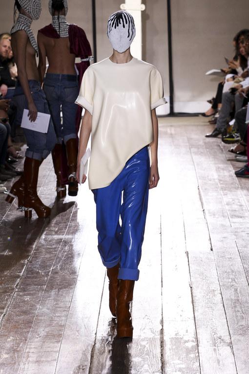 Maison Martin Margiela Haute Couture autunno inverno 2013 2014