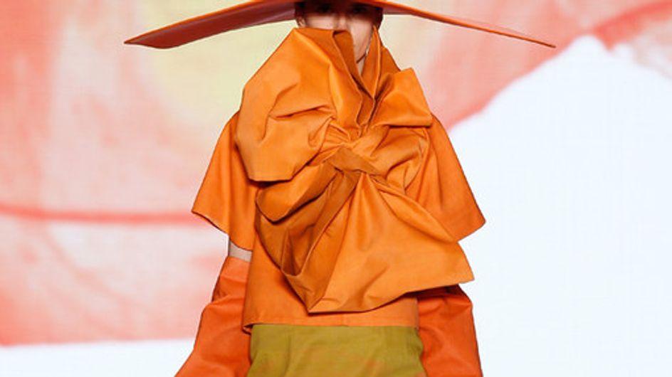 Satu Maaranen: Fashion Week Berlin, Frühjahr/Sommer 2014