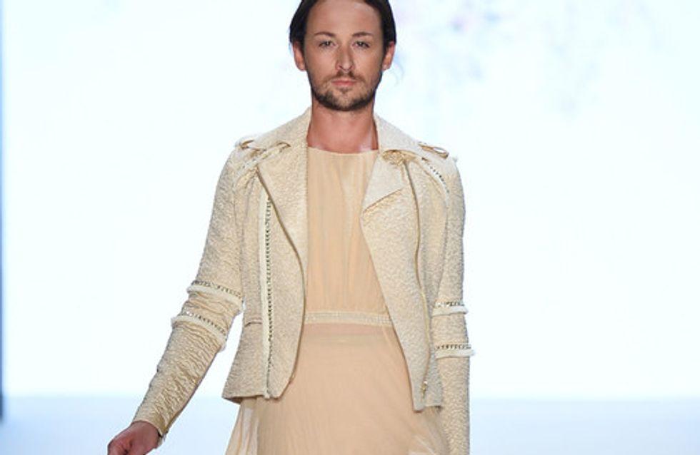 Marcel Ostertag: Fashion Week Berlin, Frühjahr/Sommer 2014