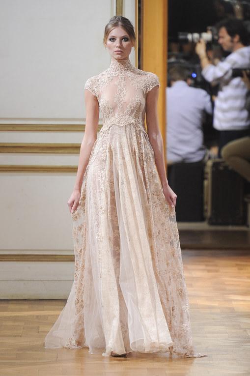 Défilé Zuhair Murad Haute Couture Automne-Hiver Paris 2013-2014