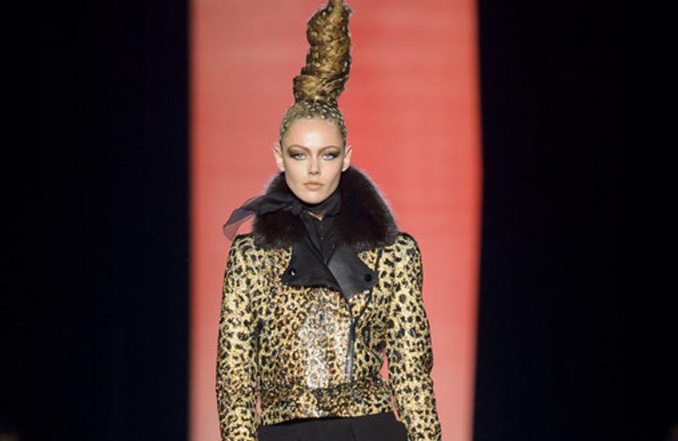 Jean Paul Gaultier Haute Couture autunno inverno 2013 2014