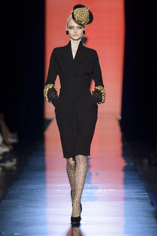 Jean Paul Gaultier - París Alta Costura Otoño Invierno 2013-2014