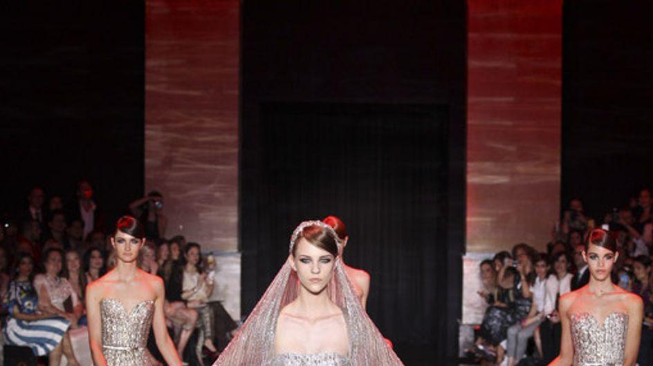 Vestidos de noiva alta costura outono-inverno 2013/2014