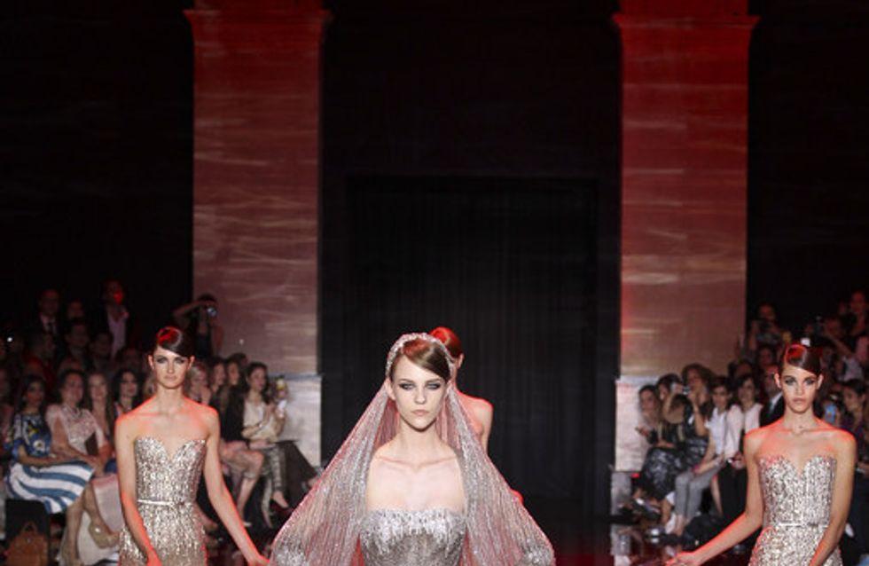 Haute Couture Brautkleider: Die schönsten Luxuskleider vom Laufsteg