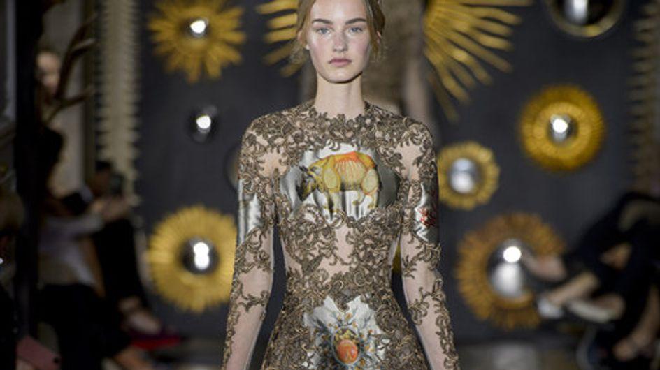Valentino Haute Couture: eleganza d'altri tempi