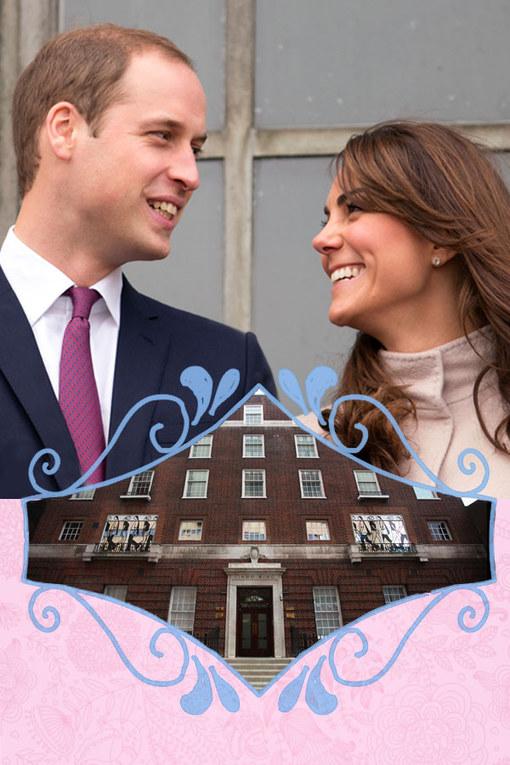 Babyglück bei Kate & William