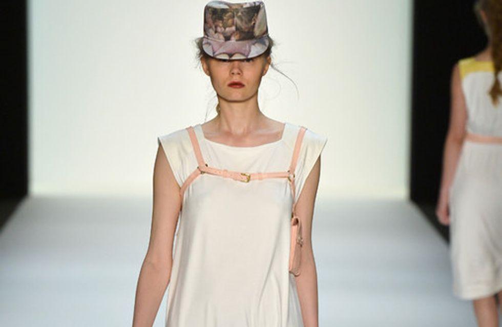 Anne Gorke: Fashion Week Berlin, Frühjahr/Sommer 2014