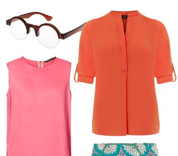 Office chic: Summer in the city