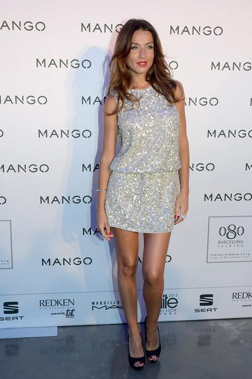 Las estrellas invitadas al desfile 080 Barcelona Fashion Primavera Verano 2014