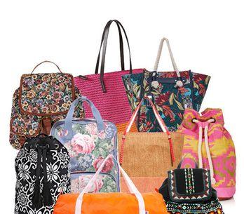 Beach bags: Coastal chic