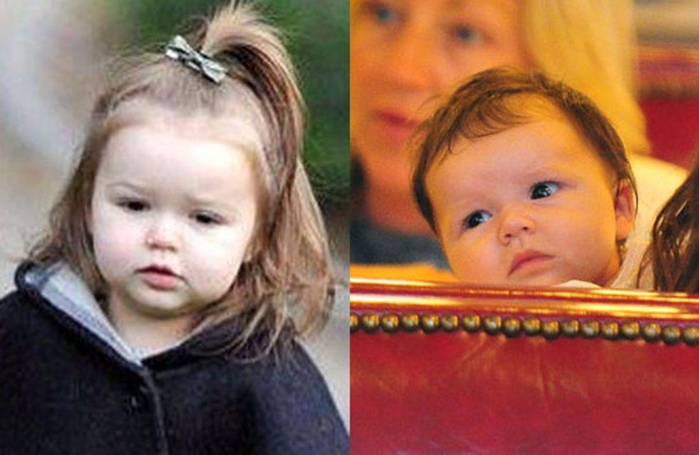 Harper Beckham Birthday: Cute baby pictures