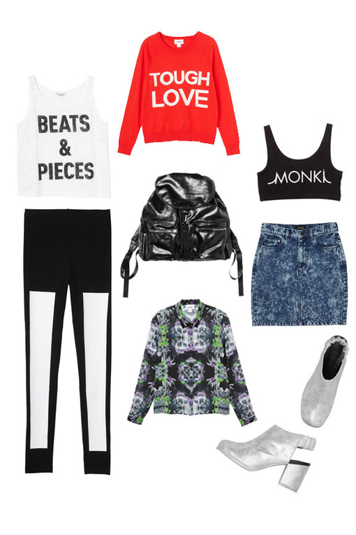 Monki: 20 fashion must-haves