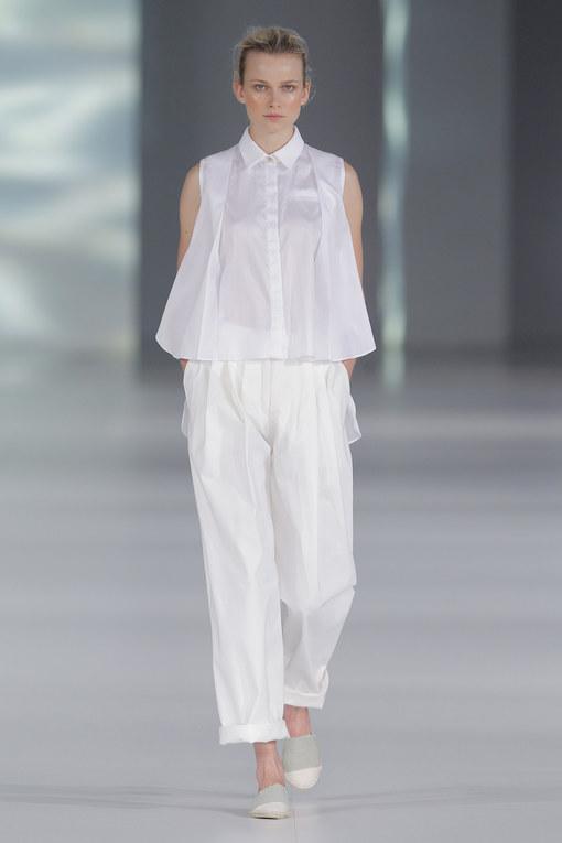 Sur - 080 Barcelona Fashion Primavera Verano 2014