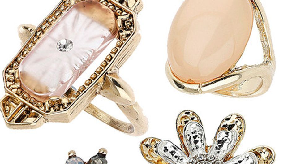 Bling Rings: Statement rings we love