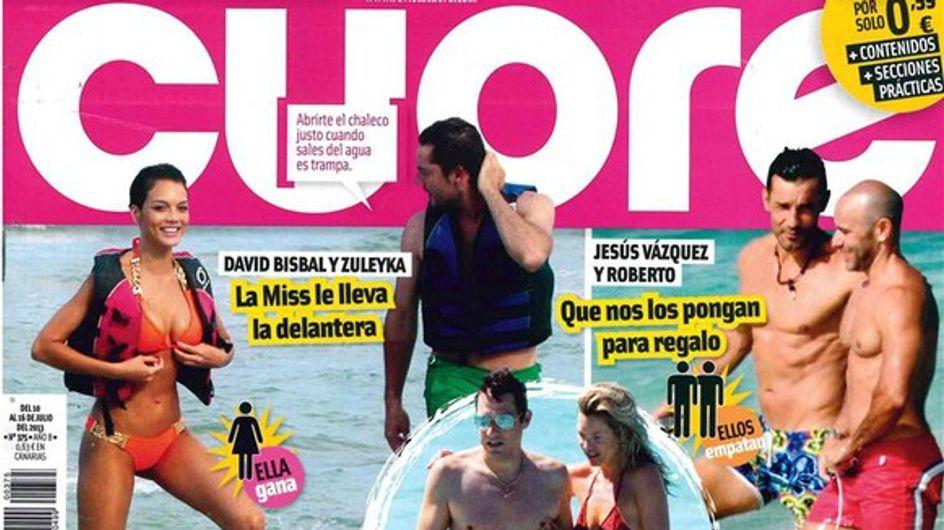 Las portadas de las revistas: Julio semana 2