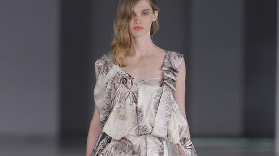 Sublime colección de Celia Vela para 080 Barcelona Fashion