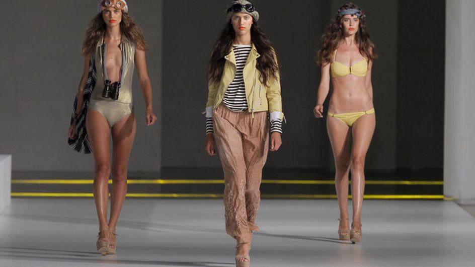 TCN descubre una mujer aventurera y cosmopolita en el 080 Barcelona Fashion
