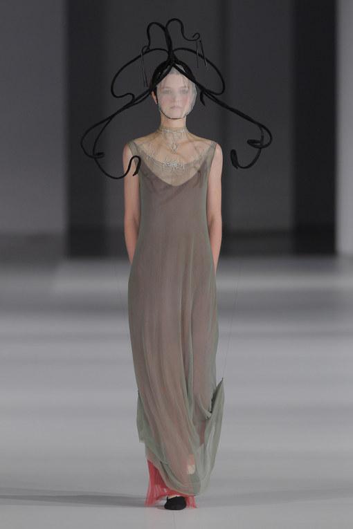 Natalie Capell - 080 Barcelona Fashion Primavera Verano 2014