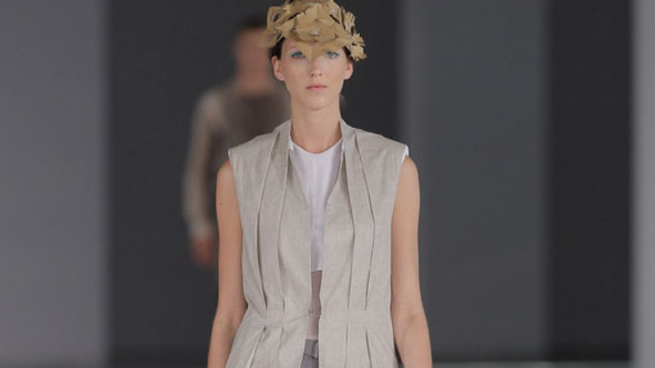 Yiorgos Eleftheriades - 080 Barcelona Fashion Primavera Verano 2014