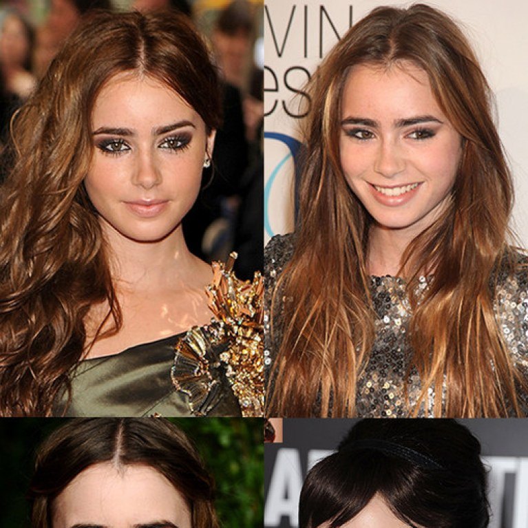 City Of Bones Star Lily Collins Das Sind Ihre Schonsten Frisuren