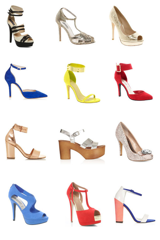 Saturday night shoes: High heel heaven