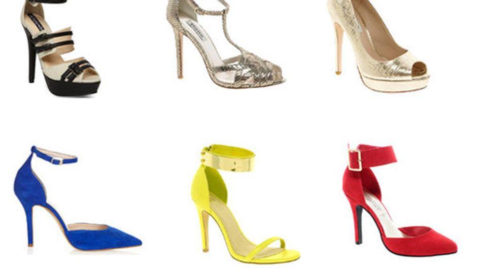Saturday night shoes: High heel heaven