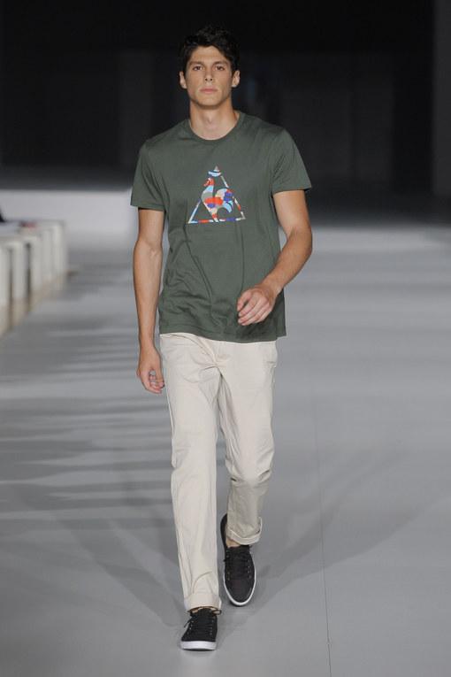 Elite Model Look - 080 Barcelona Fashion Primavera Verano 2014