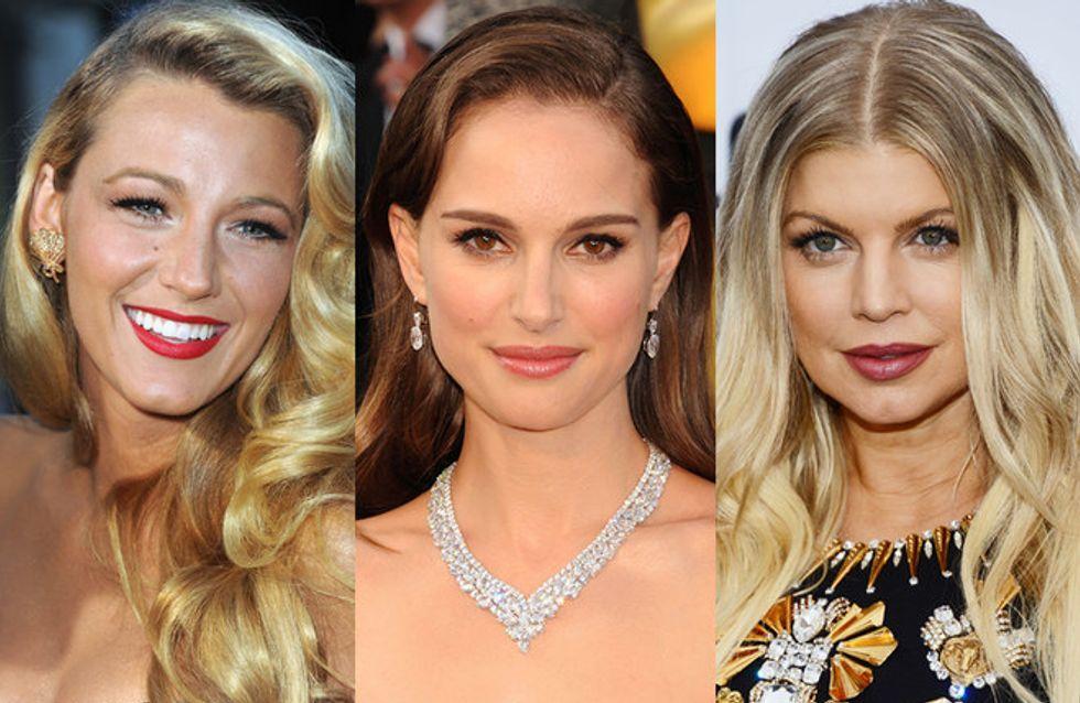 Veja o antes e depois das famosas que passaram pela rinoplastia