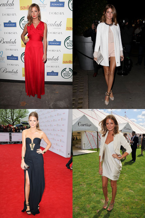 Millie Mackintosh style file: The Chelsea-girl closet