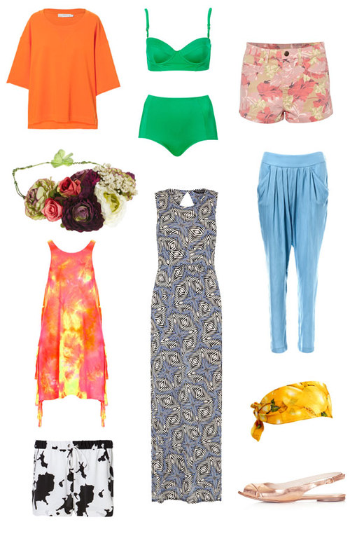 Heatwave fashion: Hot wardrobe hits