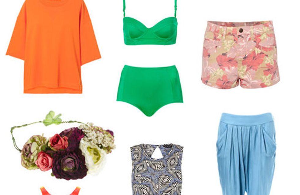 Heatwave fashion: Hot wardrobe hits