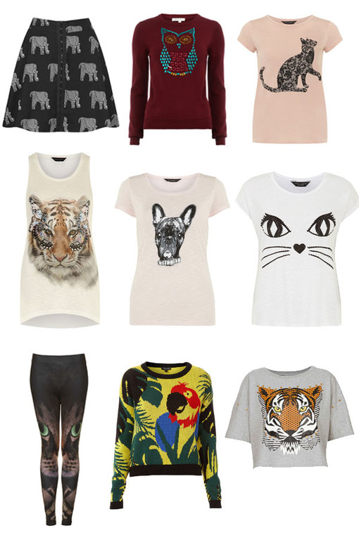 Animal prints: Wild wardrobe must-haves