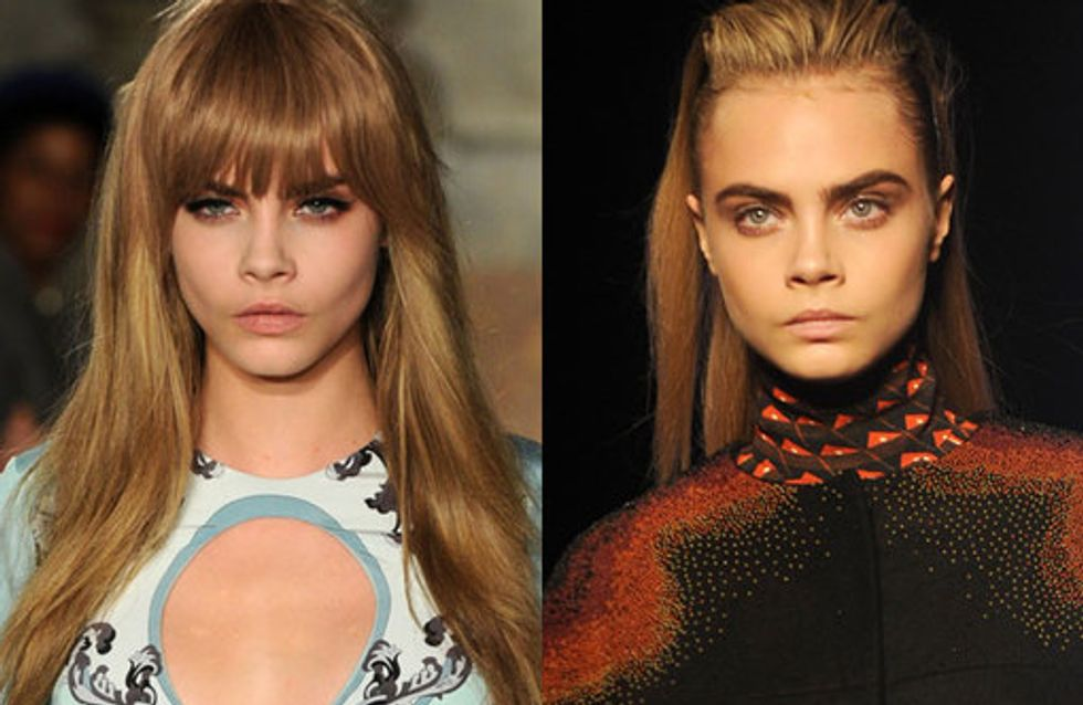 Cara Delevingne Hair: Her Most Iconic Looks