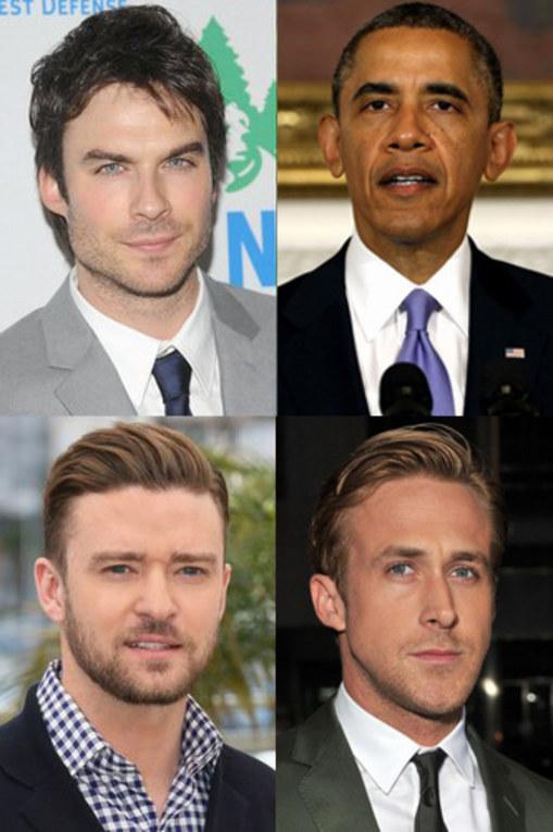 Homens famosos e feministas assumidos!