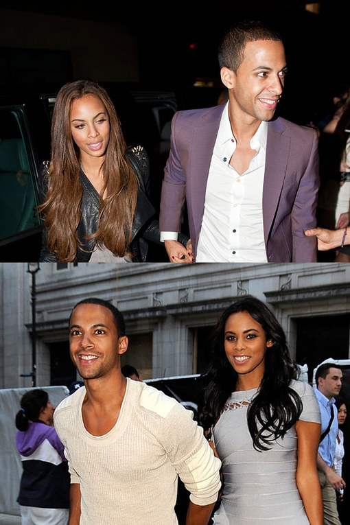 Marvin and Rochelle: Perfect pop couple