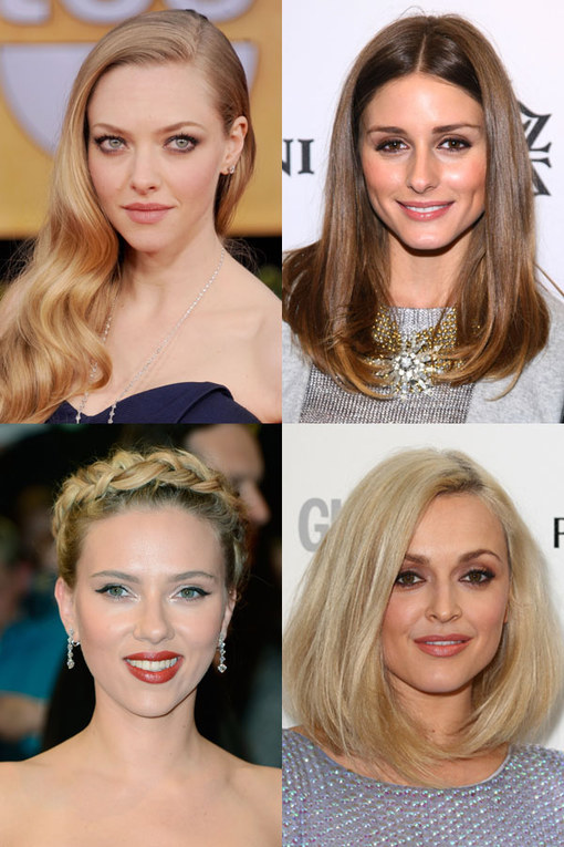 Hairstyles for thick hair: Fab and famous styles