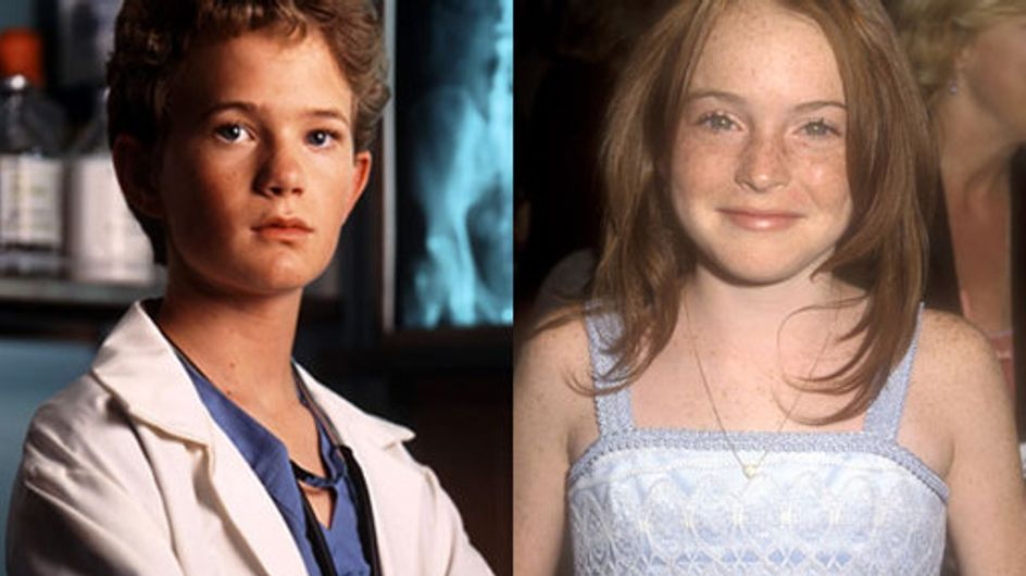 Child stars grown up: Then and now