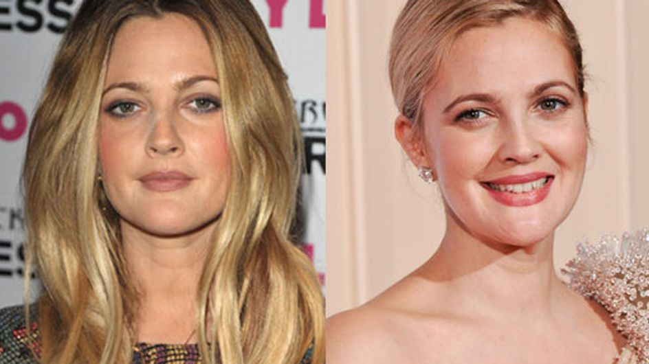 Hairstyle Story: i look di Drew Barrymore