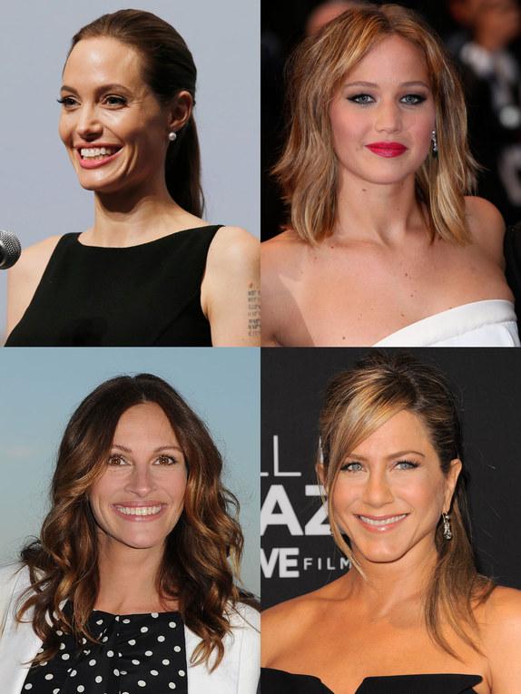 Las 10 actrices mejor pagadas en 2013
