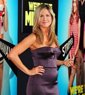 Aniston incinta? Pancino sospetto: foto