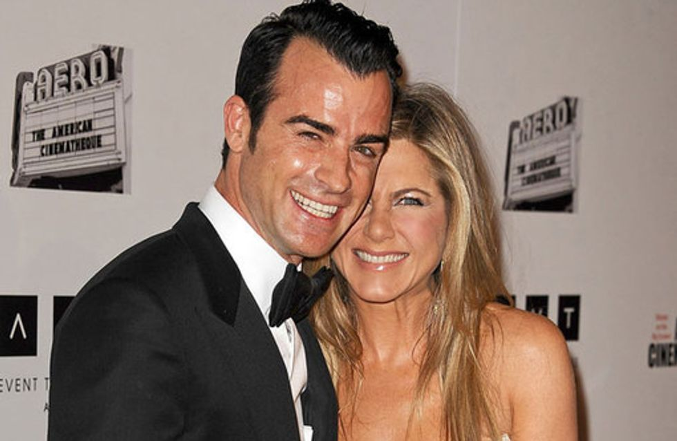Jennifer Aniston and Justin Theroux: A Hollywood love story