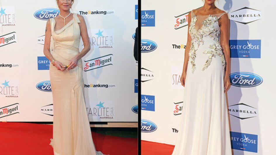 Glamour y belleza en la Gala Starlite 2013