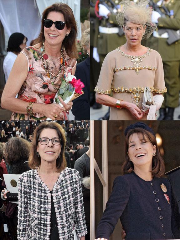 Carolina de Mónaco, la elegancia heredada