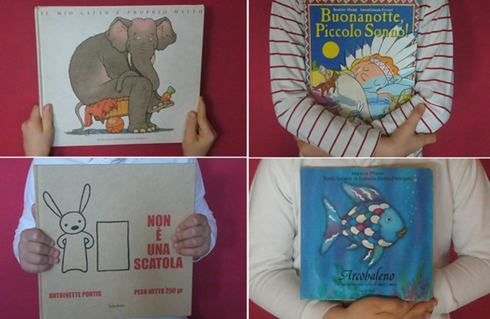 Dieci letture per bambini di 5 anni