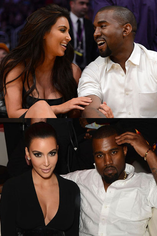 Kim Kardashian and Kanye West: Love Story