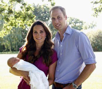 William&Kate escono da ospedale: foto