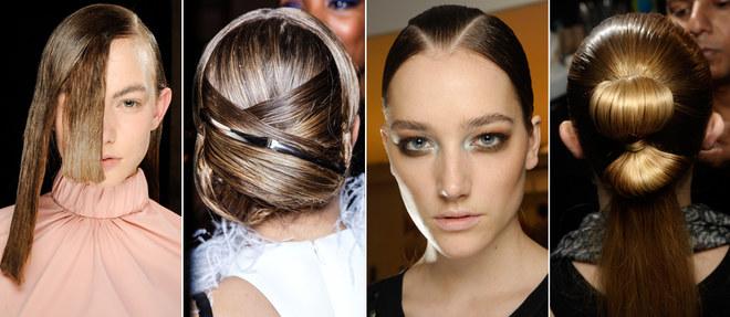 Pettinature capelli lisci