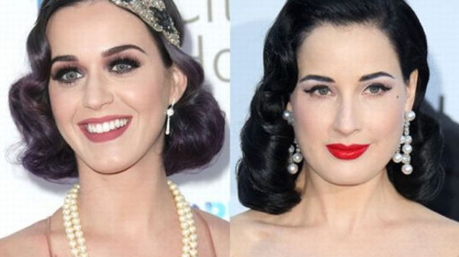 Celebrity Hairstyle: le pettinature vintage delle star