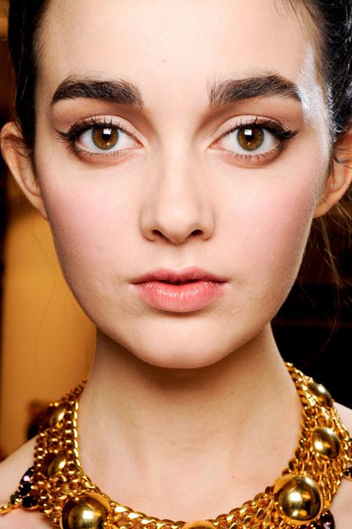 Make-up tips voor bruine ogen